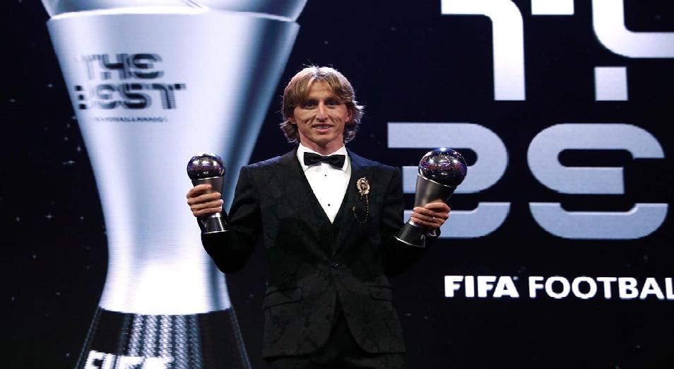 Лука Модрич – 2018 жылғы әлемнің үздік футболшысы, FIFA , футбол, Лука Модрич ,үздік футболшы