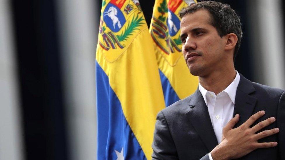 В Венесуэле запланированы акции протеста по призывам оппозиции