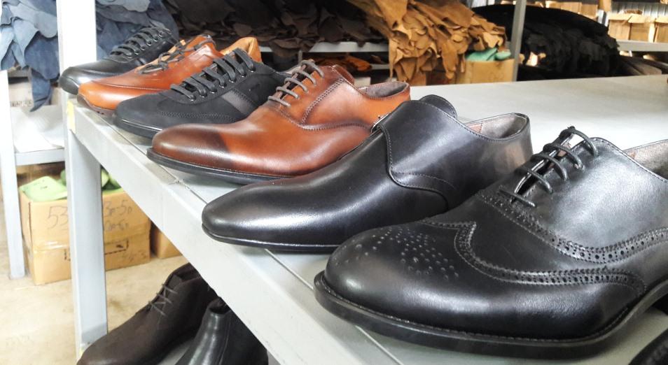 Шымкент переобувается, обувь, производство , МСБ, НПП «Атамекен», Шымкент