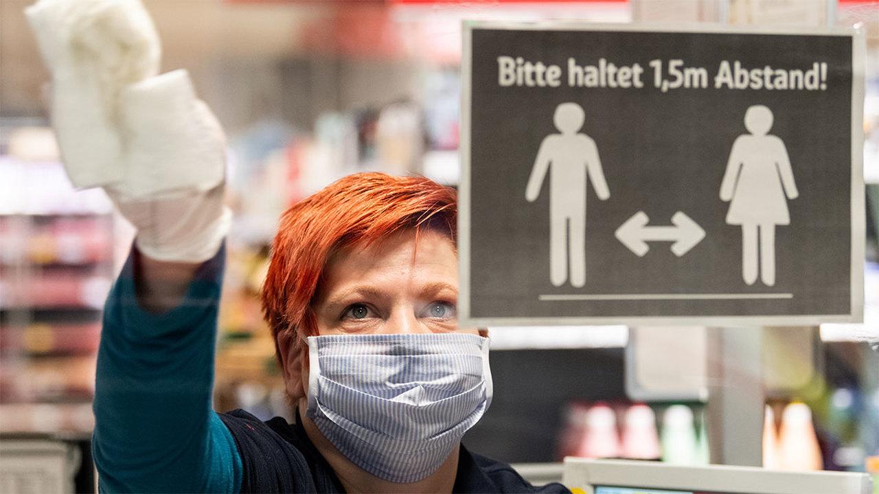 Германия и Польша вводят новые ограничения в борьбе с коронавирусом