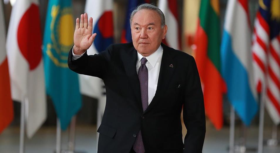 Олимпиада чемпиондары Нұрсұлтан Назарбаевқа алғыстарын білдіруде