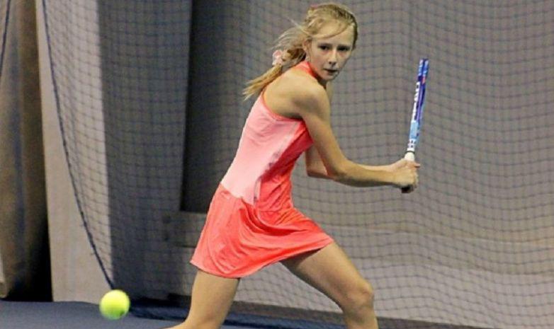 В Алматы завершился юношеский чемпионат РК по теннису