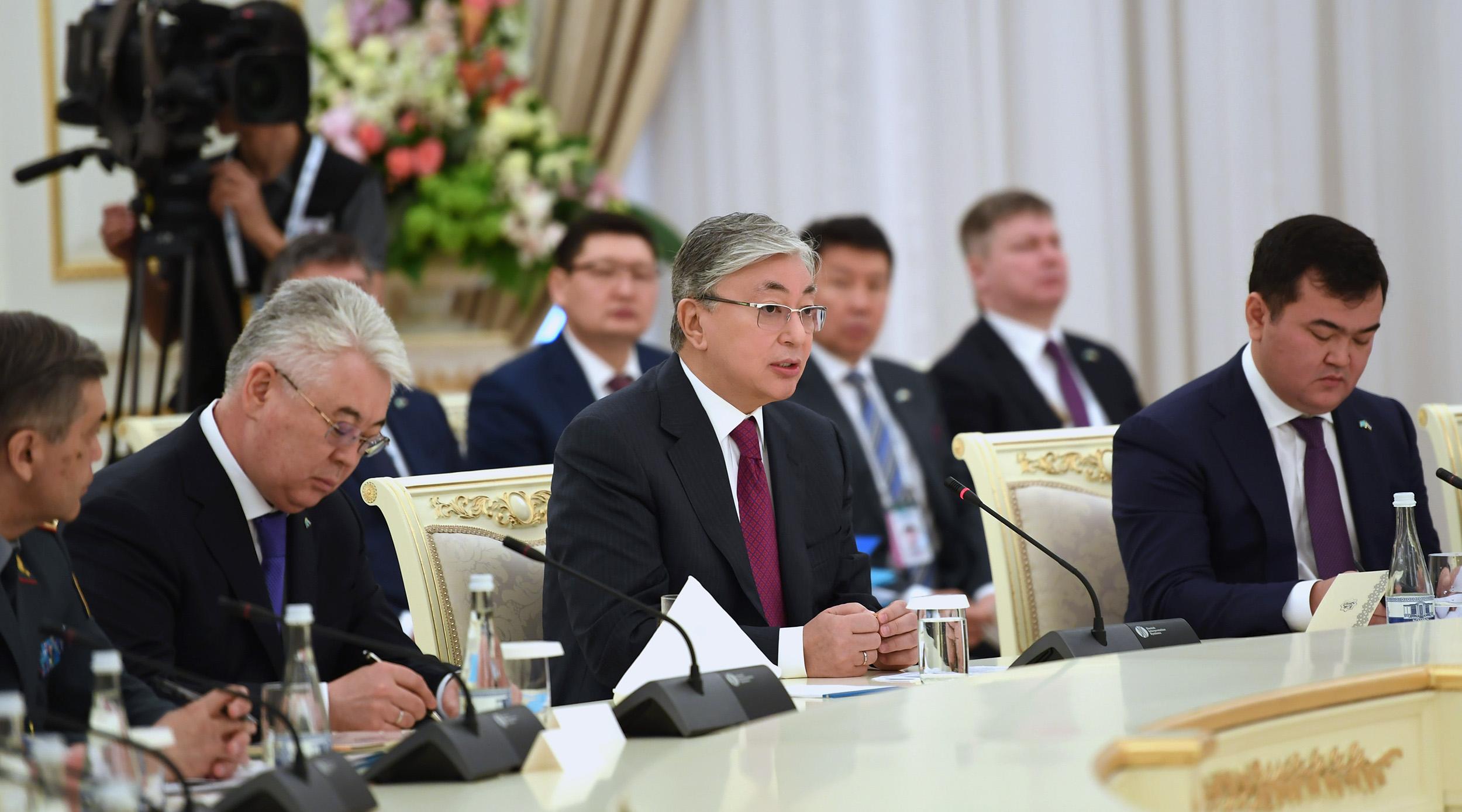 Казахстан и Узбекистан намерены создать МЦПС по примеру «Хоргоса»