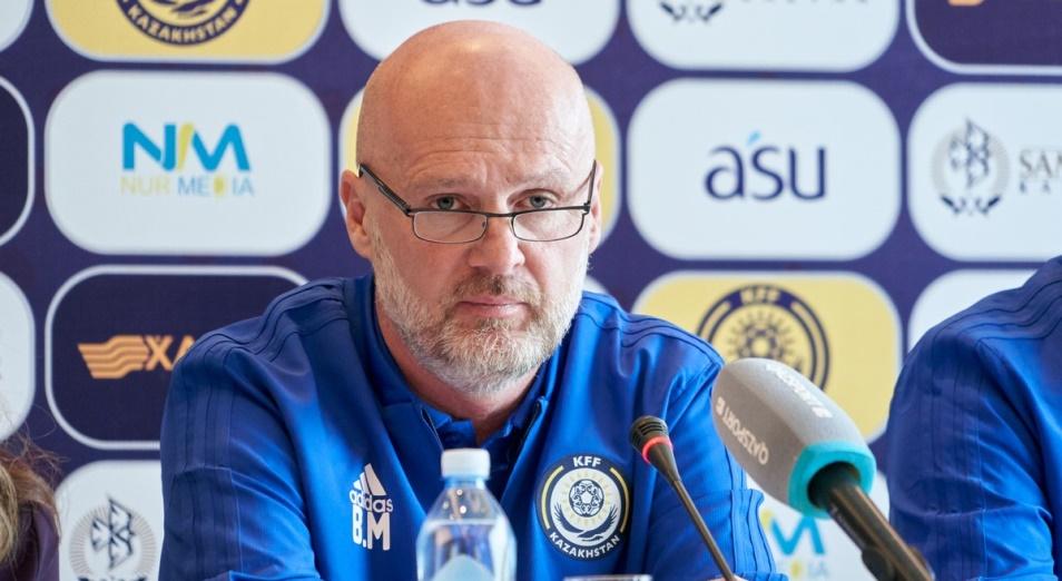 Билек решил освежить атаку футбольной сборной Казахстана