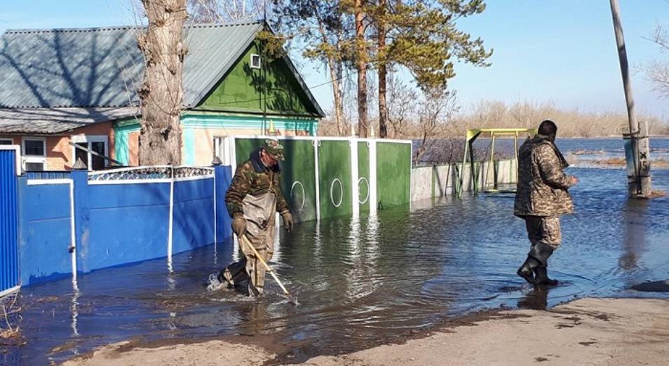 Сброс воды на Самаркандском водохранилище увеличен до 25 кубометров в секунду, Паводки, подтопления, ДЧС РК, Водохранилища, влагозапасы