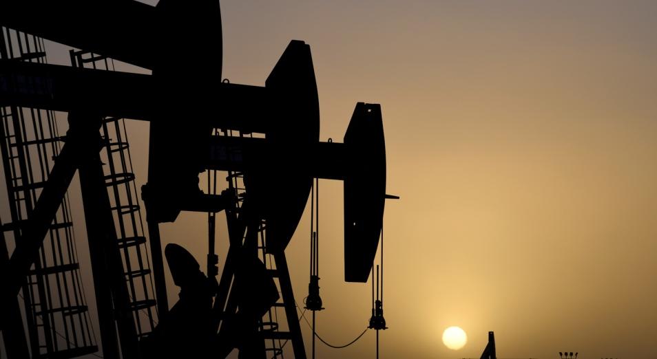 Нефть продолжает падение