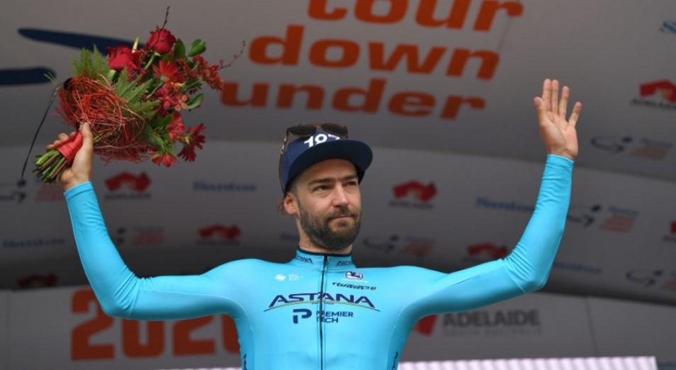 Два гонщика «Астаны» оказались в топ-10 Тур Даун Андер