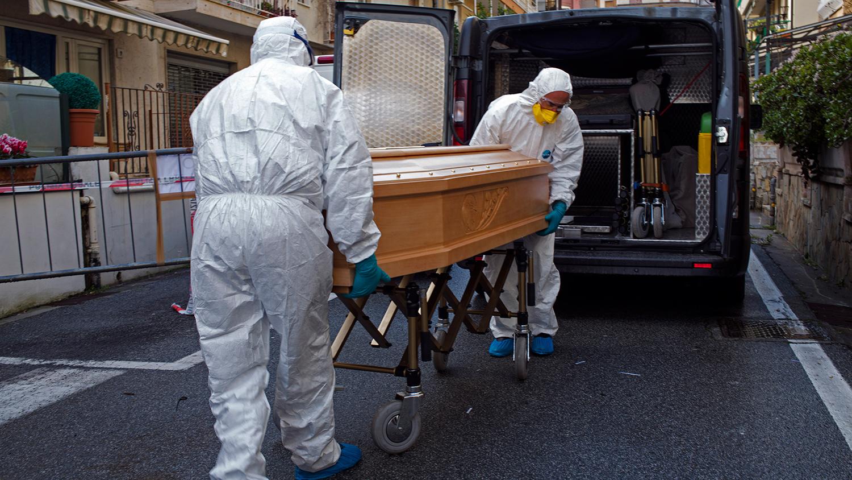 Число жертв коронавируса в мире превысило 31 тысячу человек, число инфицированных – 663 тысячи