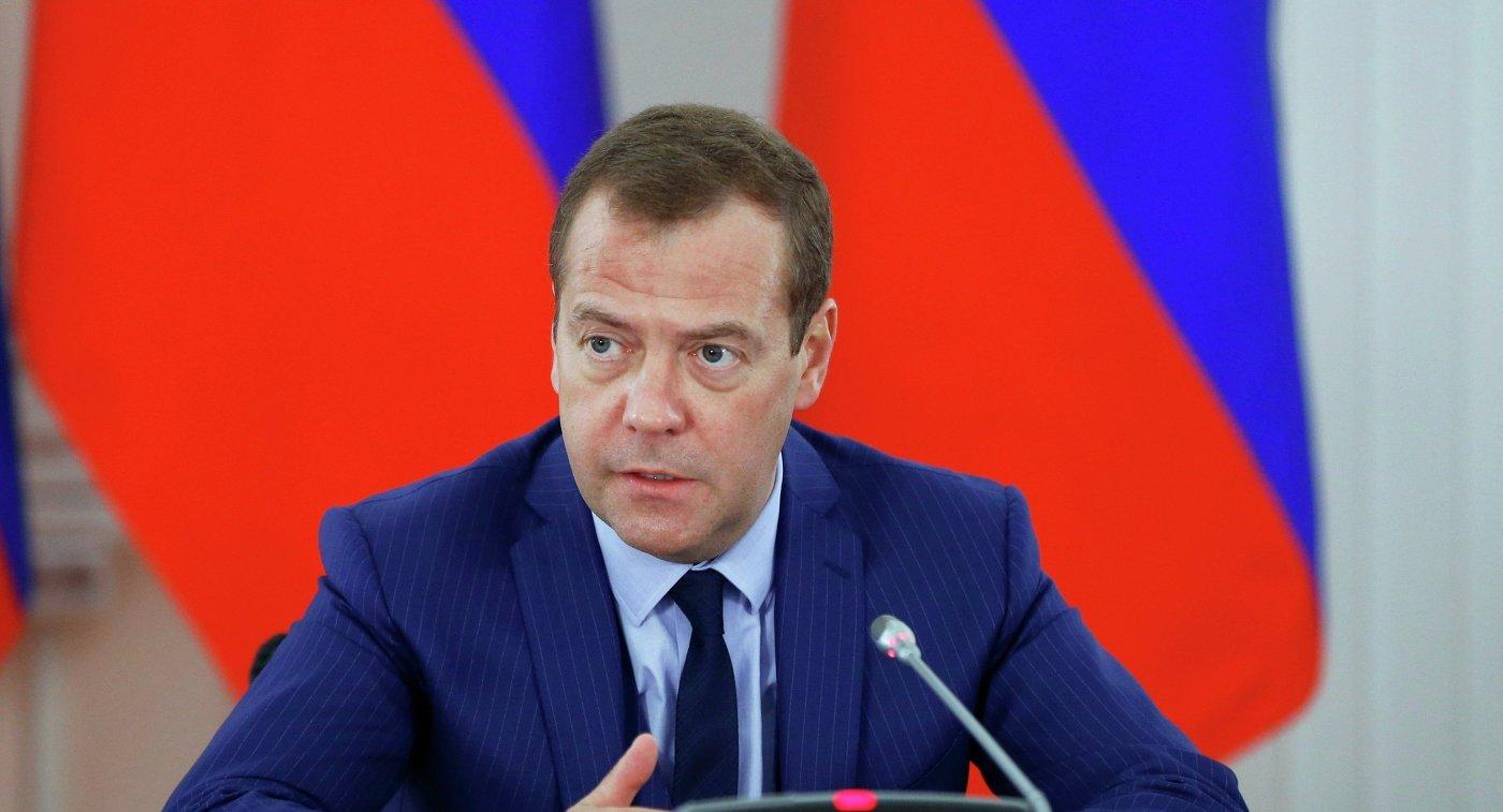 Дмитрий Медведев считает Казахстан стратегическим партнёром России