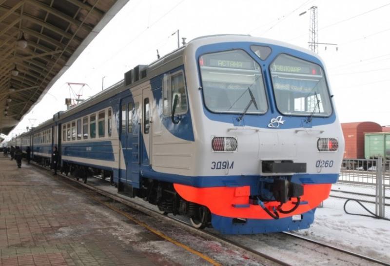 Как в Казахстане купить билет на поезд со скидкой