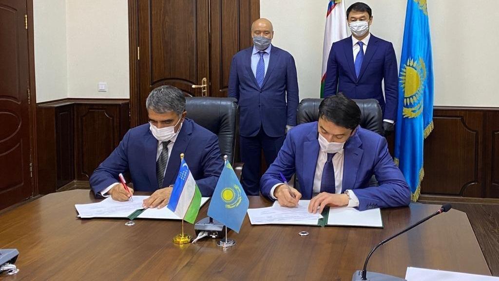 Нур-Султан и Ташкент подписали документ, регулирующий некоторые вопросы в водной сфере