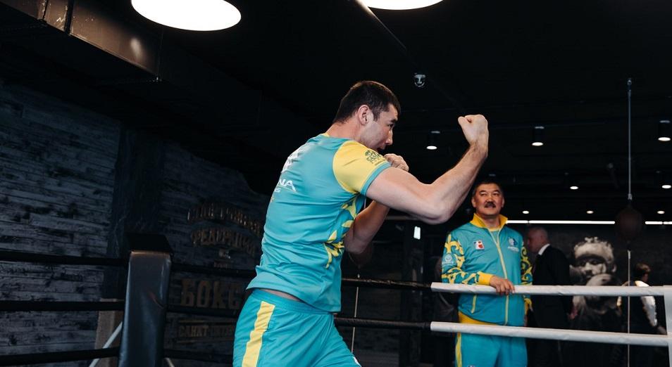 «Астана Арландары» жартылай финалға қалай шықты , «Астана арландары»,  бокс, жартылай финал, Қазақстан-Ұлыбритания