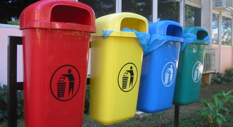 Мусор рассортируют по школам, мусор, сортировка мусора, Павлодар, Школы, Оператор РОП