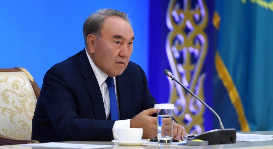 «В эти тяжелые дни скорблю вместе с вами» – Назарбаев