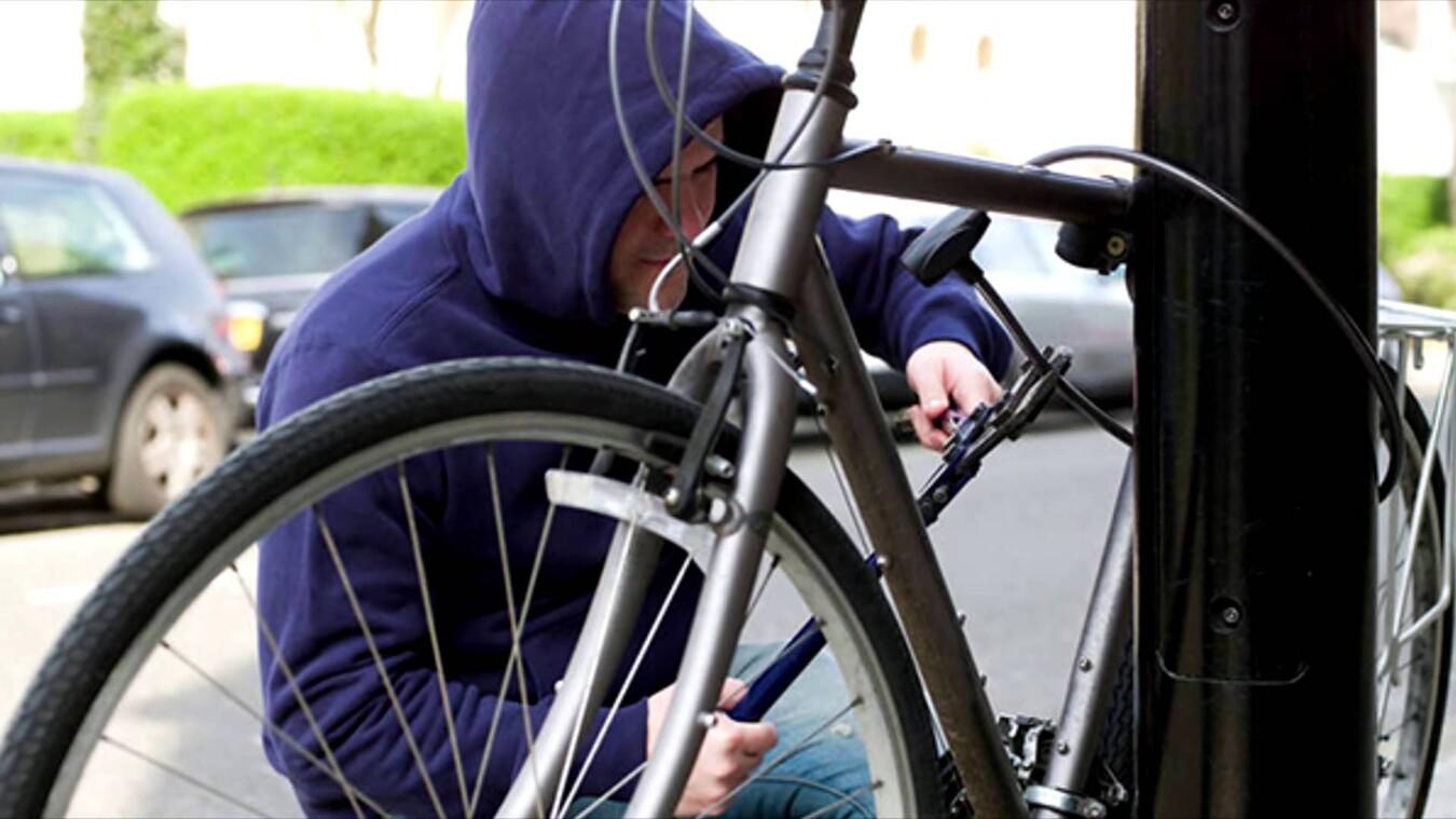 Как уберечь велосипед от кражи?