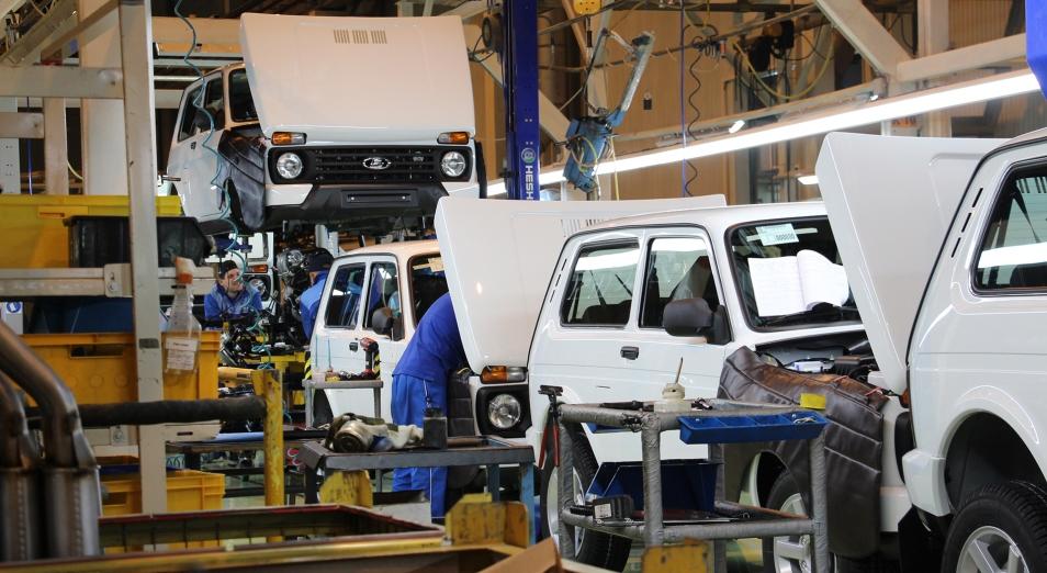 Автопром отчитался о налогах и производстве