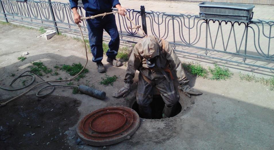 В Актобе предприятия общепита отлучают от канализации, Общепит, Канализация, ДКВВ, ЛОС, Водоснабжение, АО «Акбулак», СЭС