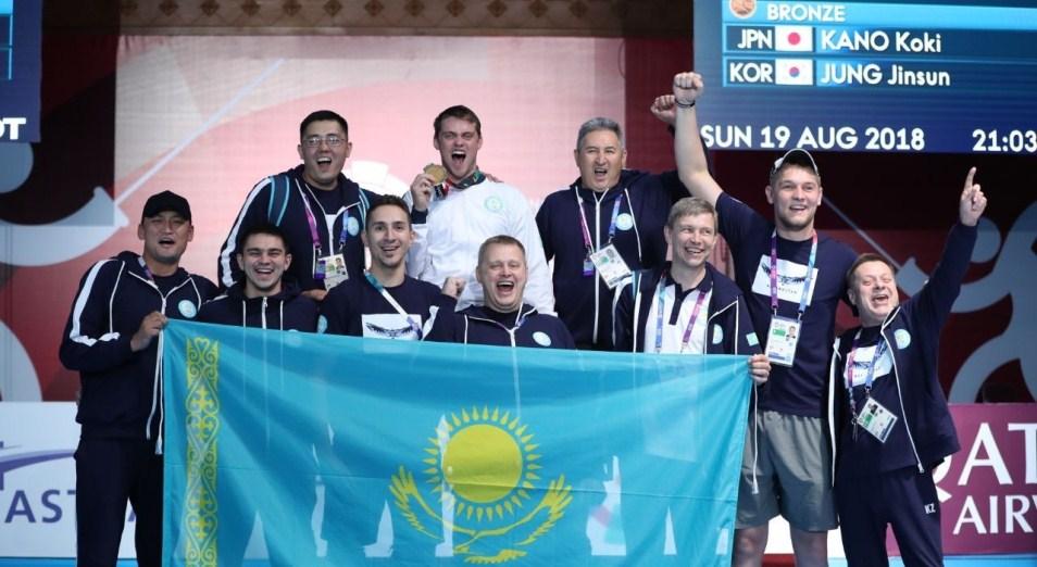 Казахстан вновь вернулся в топ-10 Азиады в Джакарте