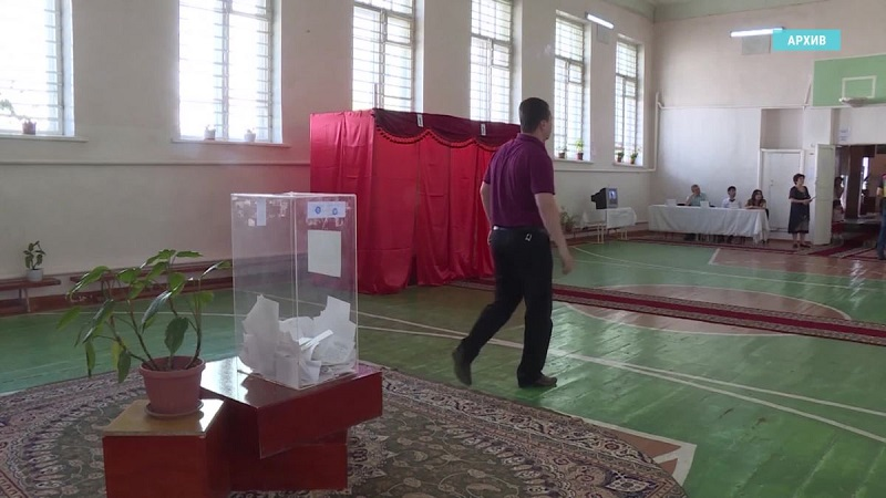 Центризбирком Таджикистана зарегистрировал пятерых кандидатов для участия в выборах президента