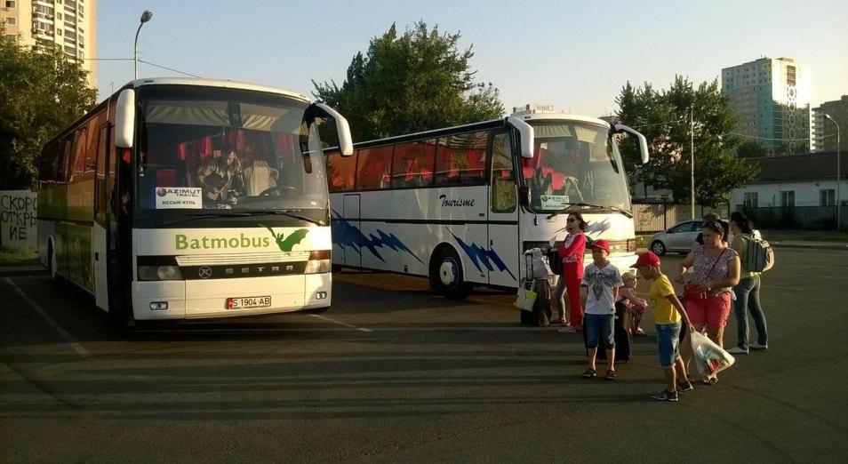 Перевозчики не смогли «поделить поляну», перевозки, Пассажирские перевозки, транспорт, автовокзалы, Сайран, Саяхат
