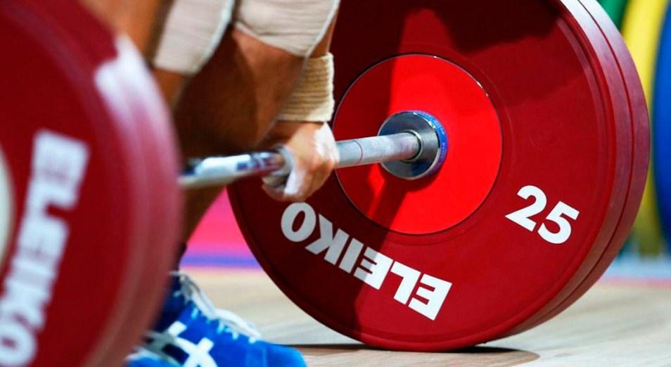 Команда Казахстана взяла первую медаль на Кубке Катара по тяжёлой атлетике