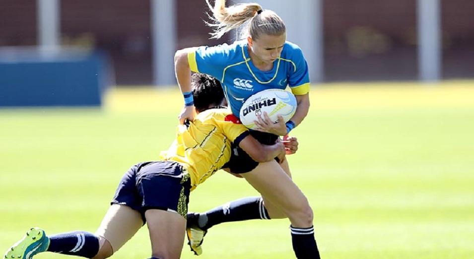 Регбиші қыздарымыз Азия турында екінші орын алды,  регби, «Asia Rugby Sevens Series», Инчхон, ХVІІІ жазғы Азия ойындары