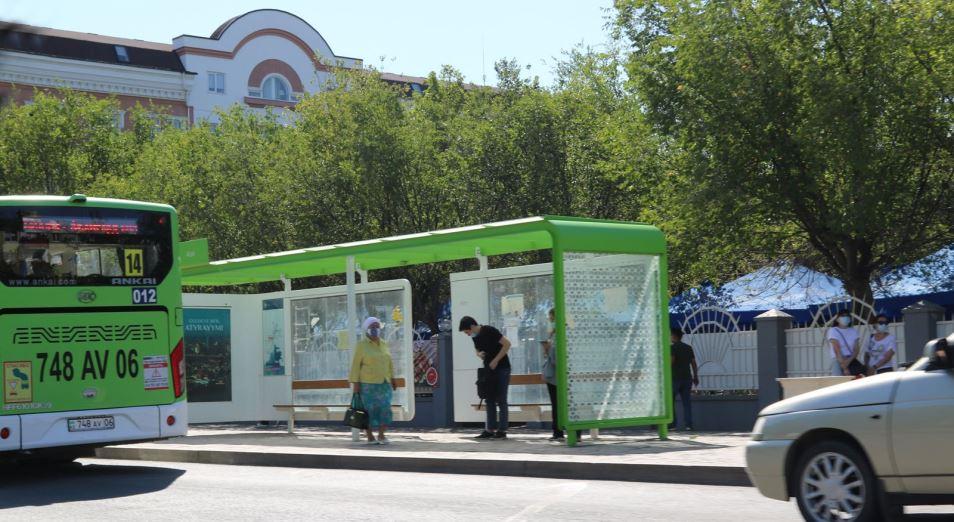 47 автобусных остановок в Атырау сдают в «аренду»