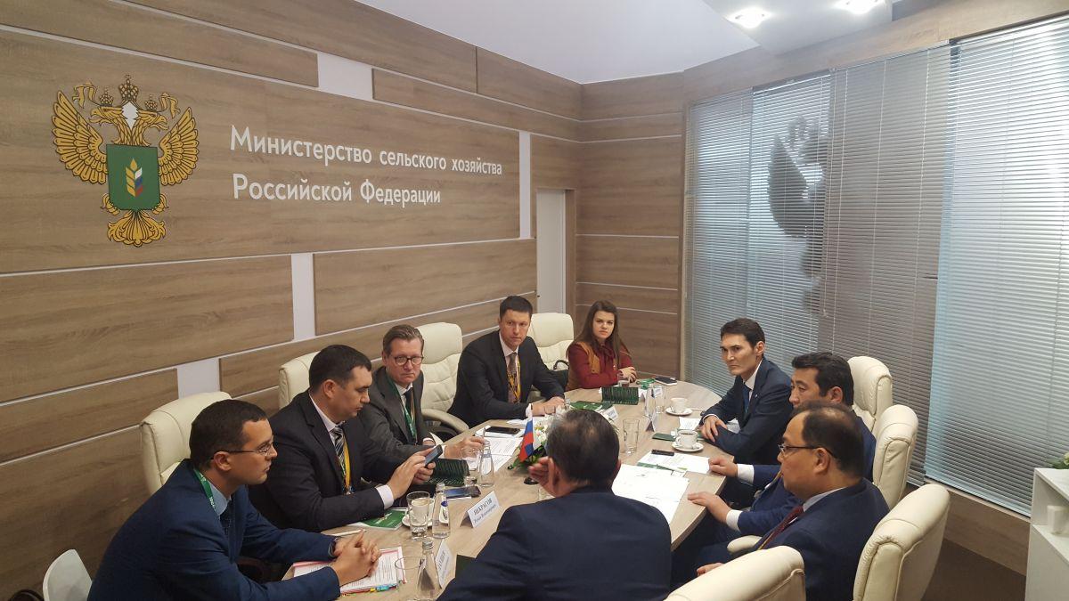 МСХ РК договорилось с Россельхознадзором о снятии ограничений на ввоз продукции «Зенченко и К»