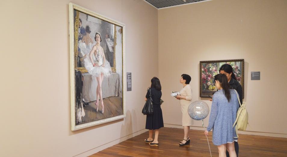 Шедевры Третьяковки в Астане, Третьяковская галерея, картины, живопись, Искусство, Выставка