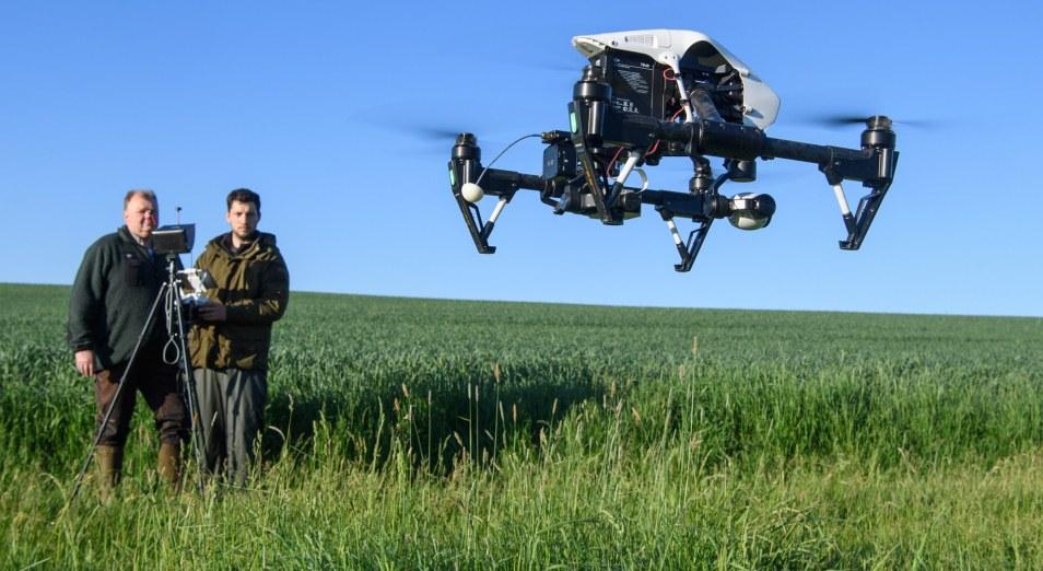 Точное земледелие тестируют в Казахстане, АПК, земледелие, Цифровизация, IT, сельское хозяйство