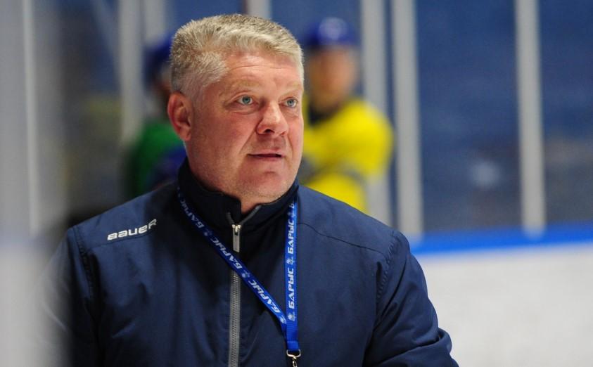 Михайлис – о дебюте «Номада» в ВХЛ: «Мы прибавили по ходу сезона»