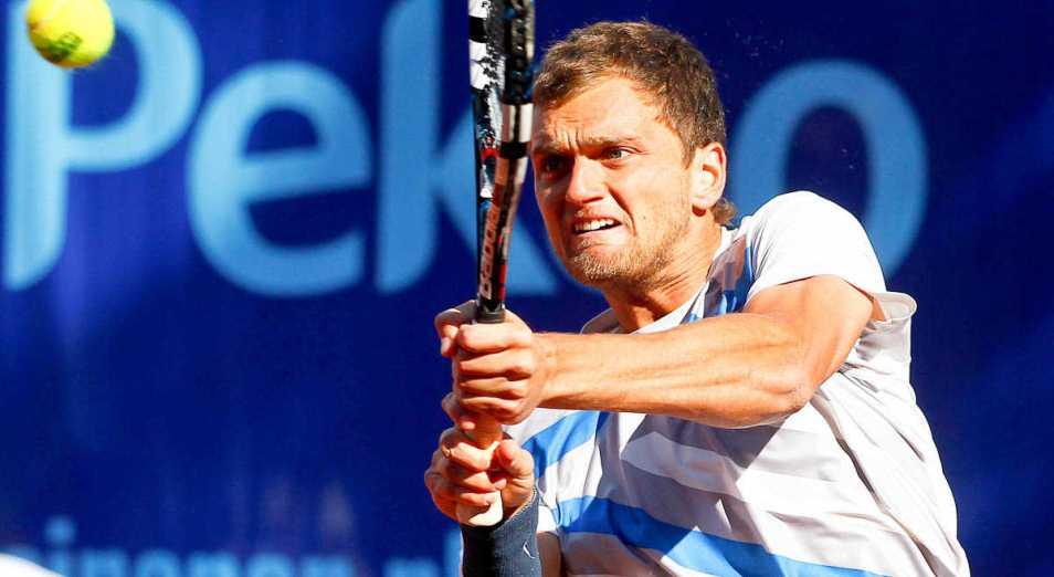 Australian Open: Недовесов шагнул во второй круг отбора, теннис, Александр Недовесов, AustralianOpen, Спорт