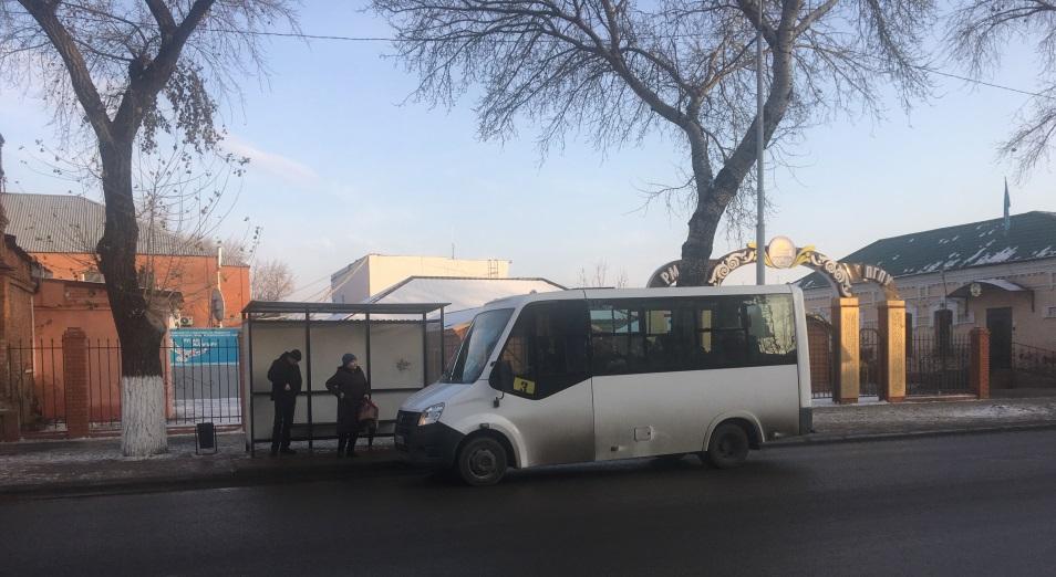 Павлодарские перевозчики не поделили пассажиров