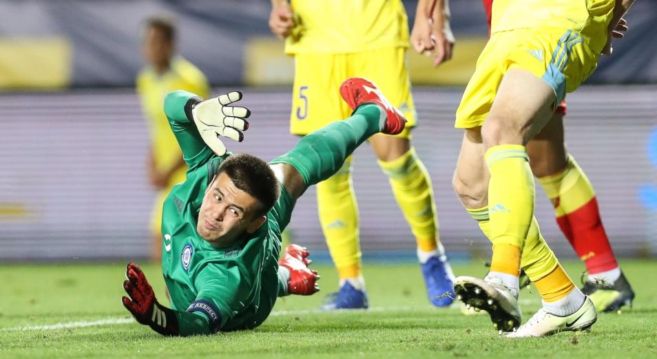 Молодежное ЕВРО: Казахстан лишился шансов на финальную стадию