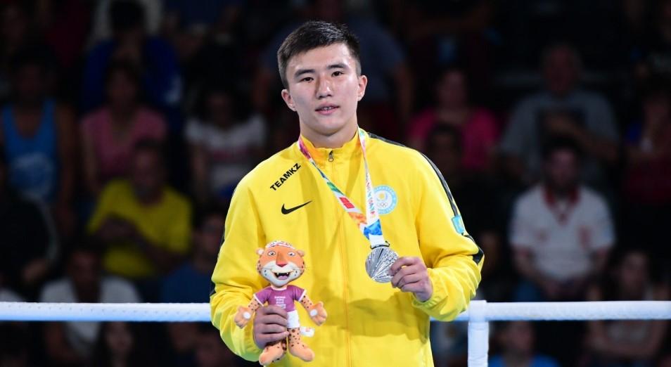 Шайкен стал вторым профи до 20 лет из Казахстана