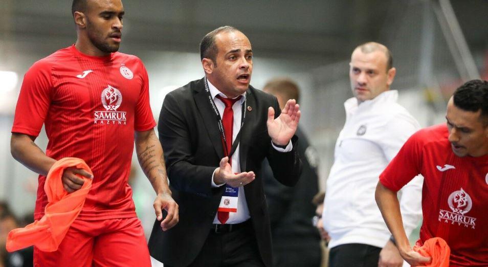 COVID лишил футзальный «Кайрат» лидерства