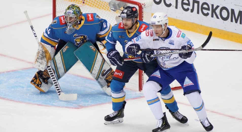 Регулярка КХЛ: «Барыс» разгромил «Сочи» на выезде