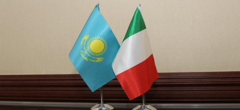 Казахстан и Италия будут сотрудничать в рамках миротворческой миссии в Ливане