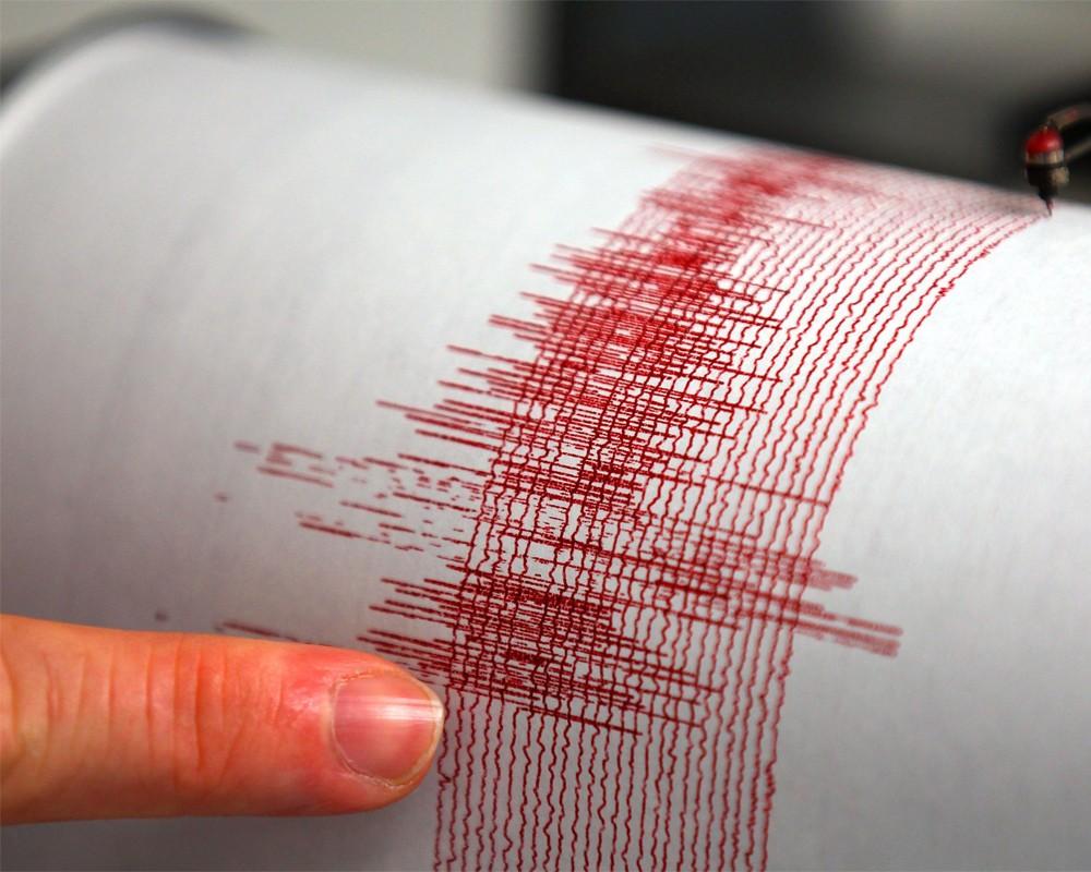 Новое землетрясение зафиксировано на юго-востоке Казахстана