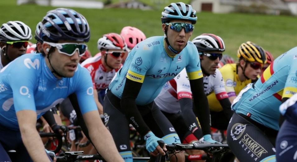 «Тур Страны басков»: Исагирре улучшил свой бронзовый график, велоспорт, AstanaProTeam, Йон Исагирре, Тур Страны Басков