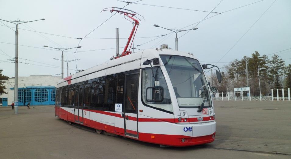«Трамваи никогда не были прибыльными», трамваи, Трамвайный парк, Павлодар, ЕБРР, Белкоммунмаш, транспорт, Общественный транспорт