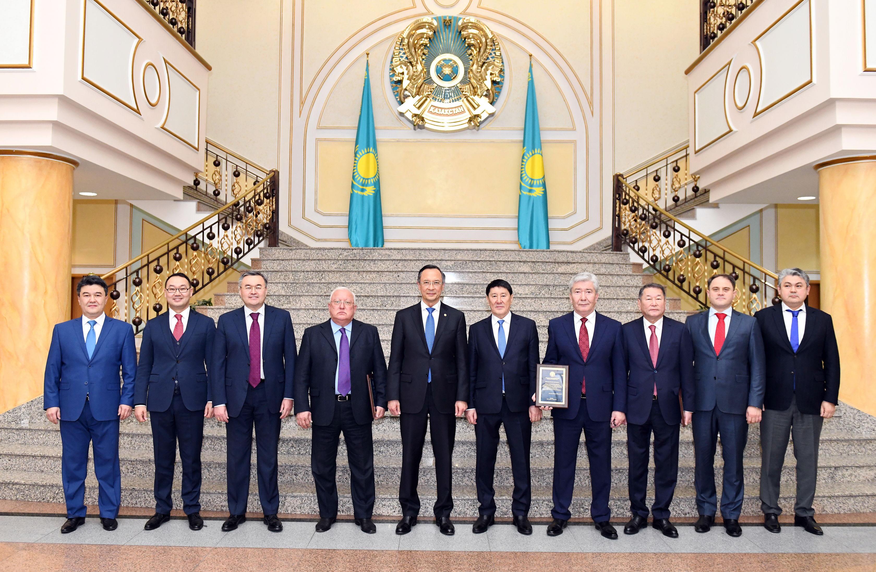 Фото день первого президента казахстана