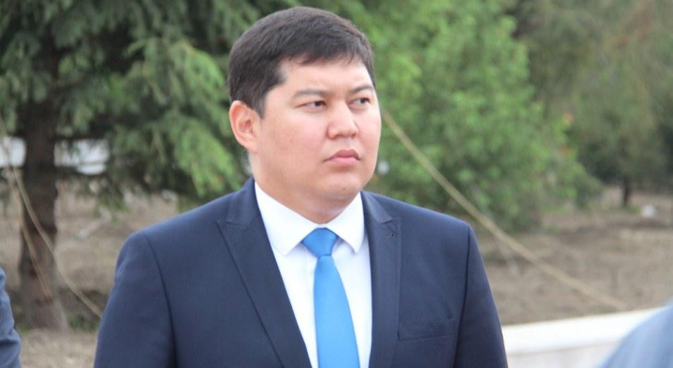 Куат Тумабаев попрощался с памятником
