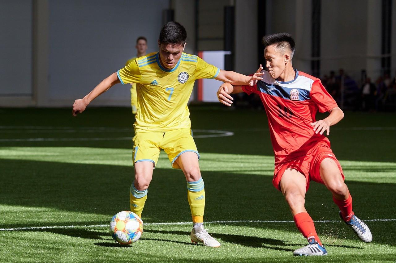 Кубок Президента РК: казахстанские футболисты стартовали с победы