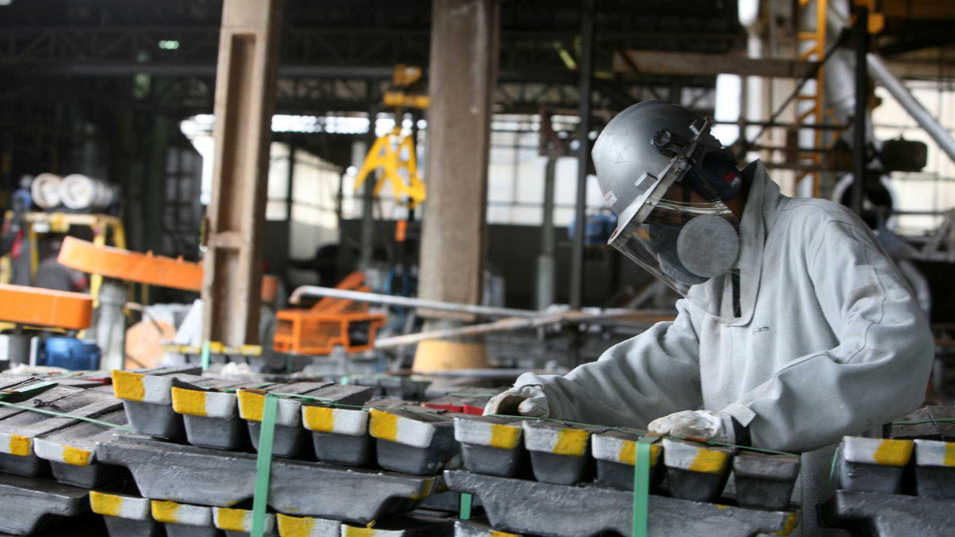Индекс промышленного производства составил 104,8%