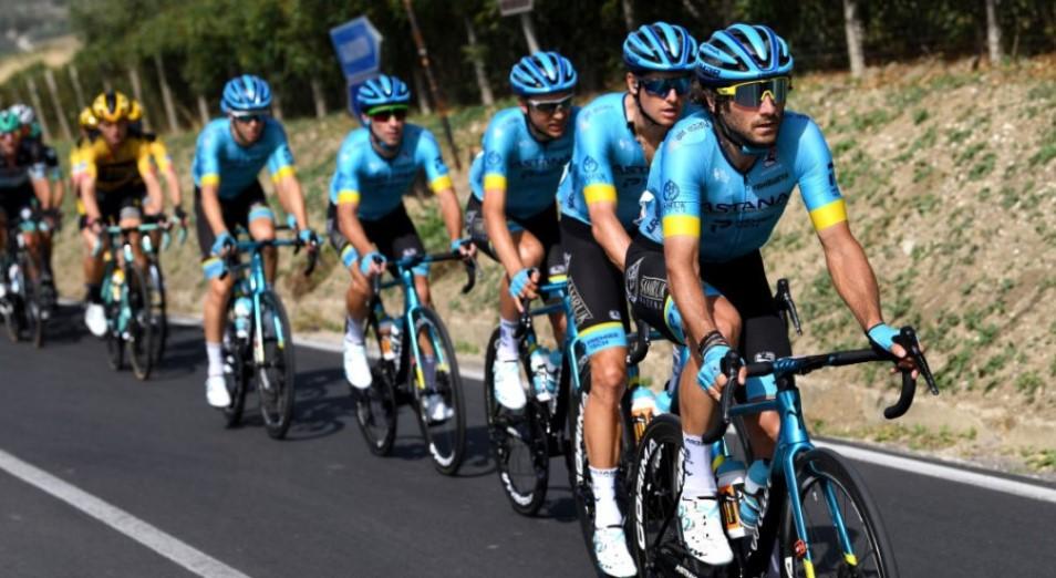 Astana Pro Team теряет еще одного гонщика на «Джиро»