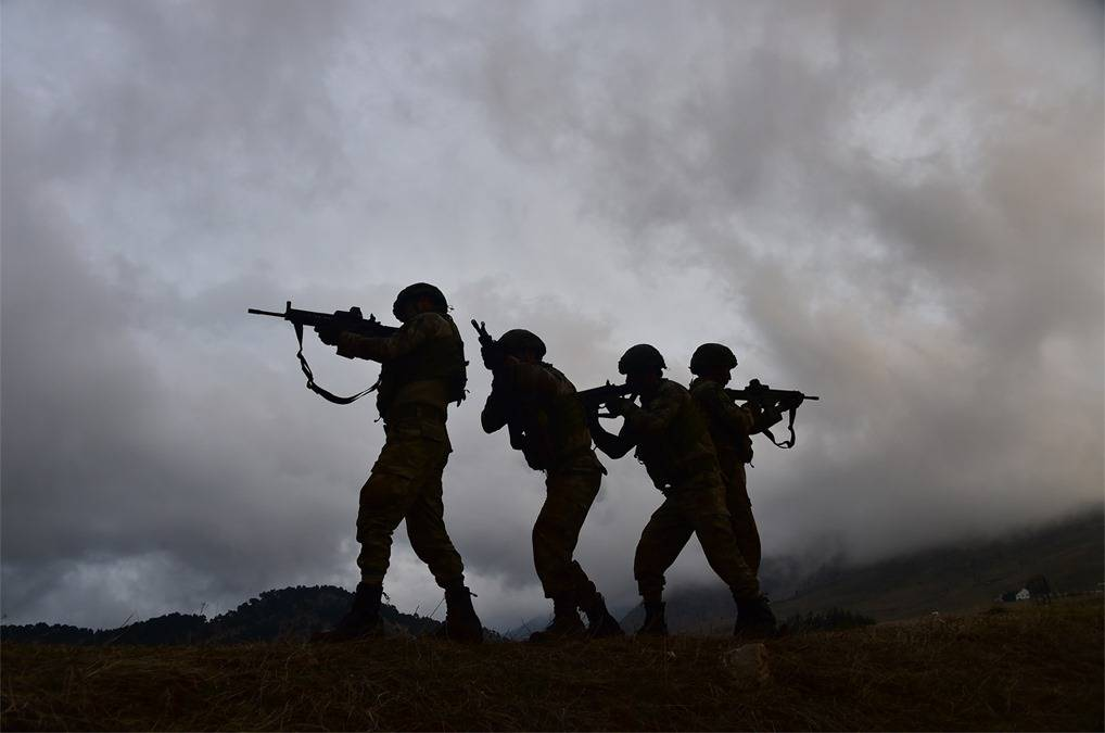 Войска США попали под обстрел с турецких позиций в Сирии