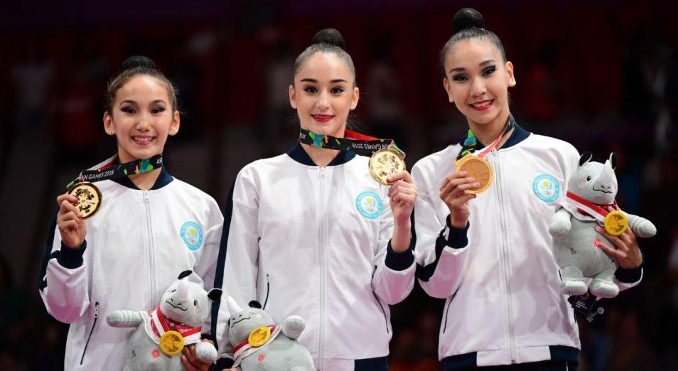 Юсупова о триумфаторах Азиады: «Это один из самых молодых моих составов», Азиада, Спорт, летние азиатские игры, Джакарта, Художественная гимнастика