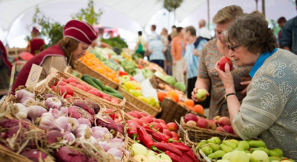 Овощи и мясо продолжают дорожать