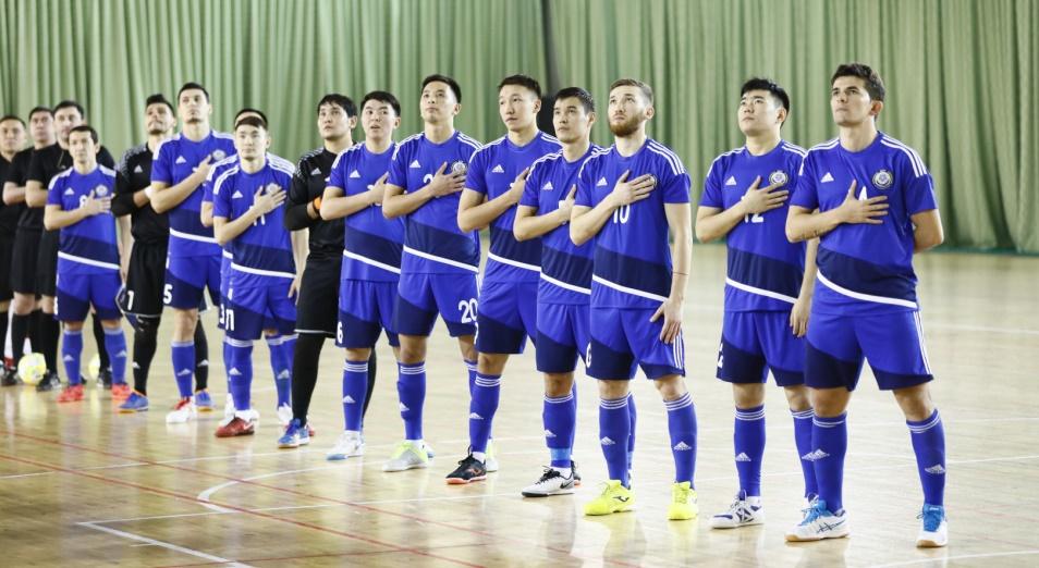 Отбор к ЧЕ по футзалу: Казахстан стартует дома